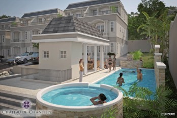 chateaux de chantilly trinidad townhouse