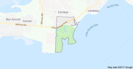 lowlands tobago map
