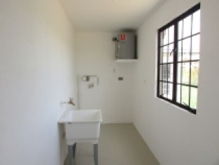 couva house for sale laundry room