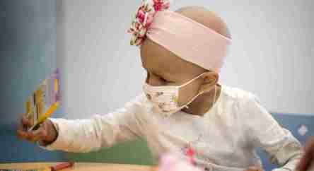 Slikovni rezultat za rak kod djece