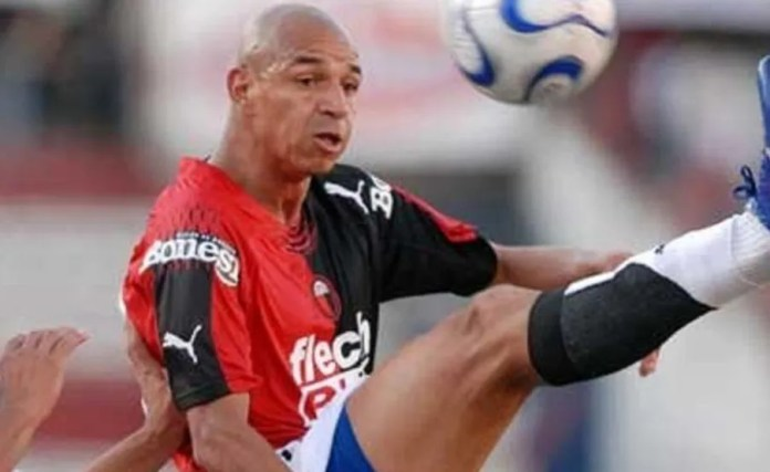 Freddy Grisales, ex mediocampista de Colón(Fotobaires)