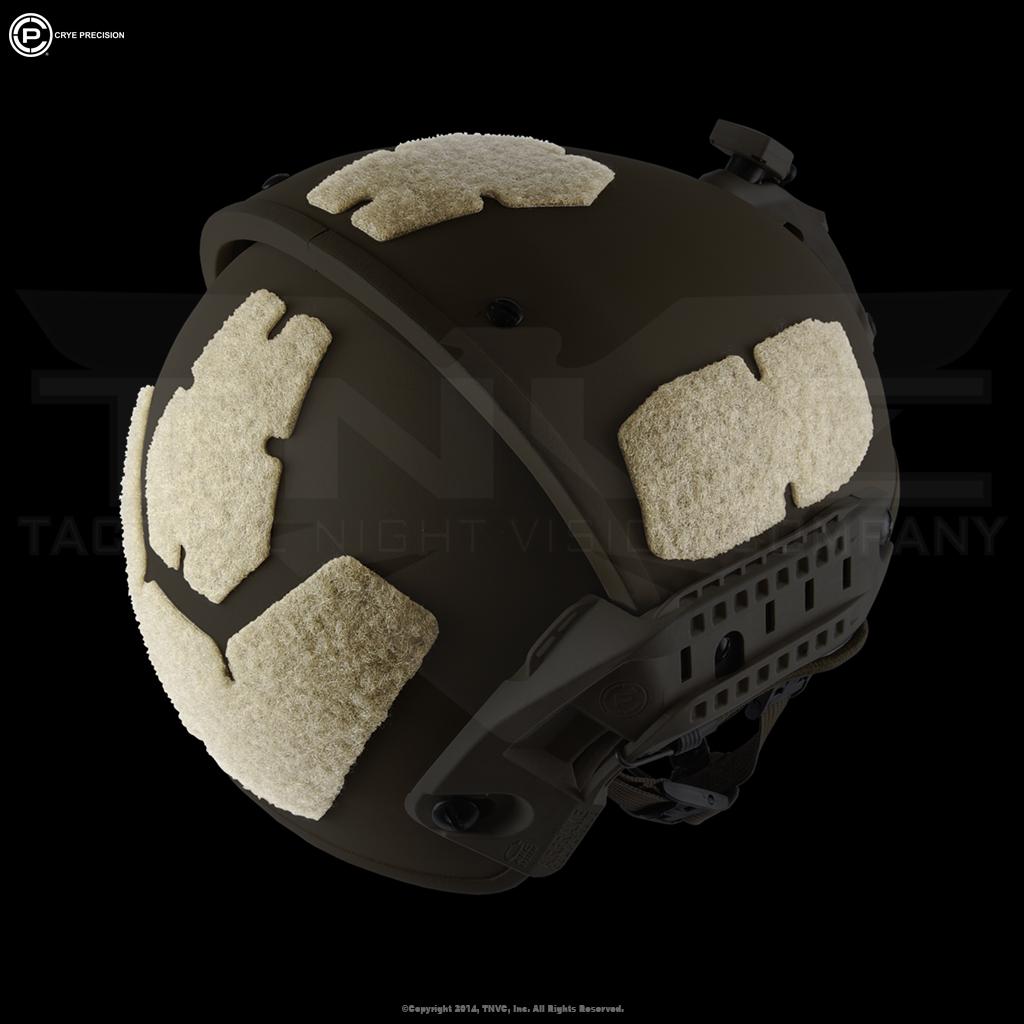 Crye Precision AirFrame Helmet VELCRO Fastener Kit – Tactical ...