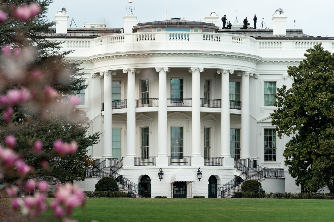 How Much Is The White House Website Worth?