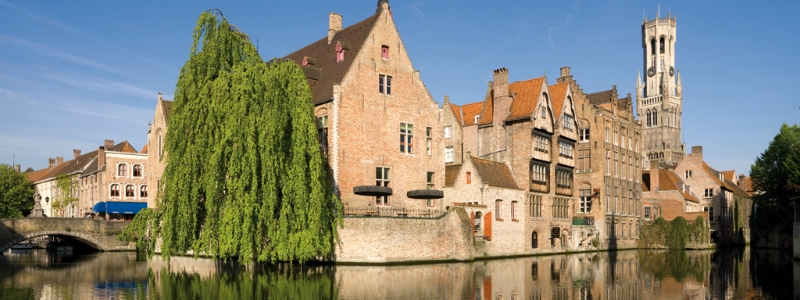 Rozenhoedkaai Bruges Belgium to-europe.com