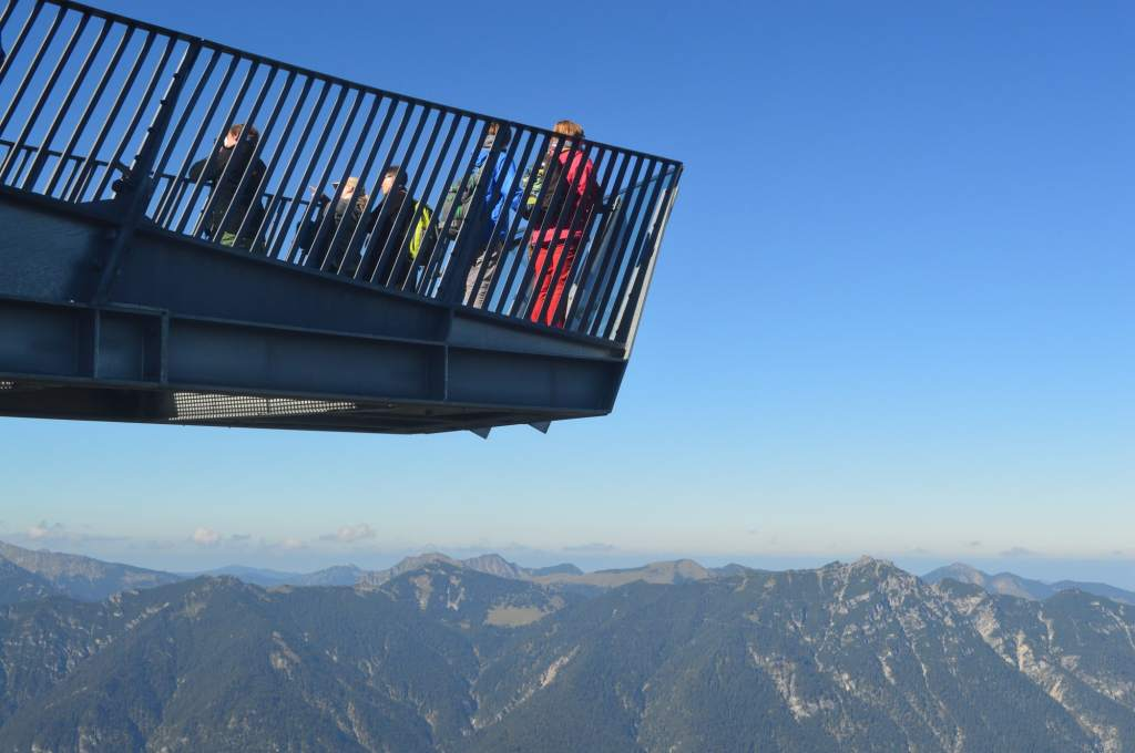 AlpspiX viewing platform