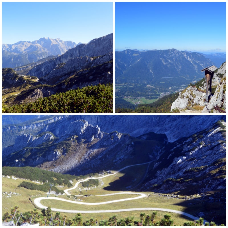 The Alps Zugspitz Daytrip by Rail, The Alps Zugspitz Daytrip by Rail, Hike from the Hochalm to the Osterfeldkopf