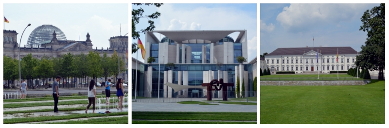 History Rail Tour Third Reich, Reichstag, German Chancellery, Bellevue Palace