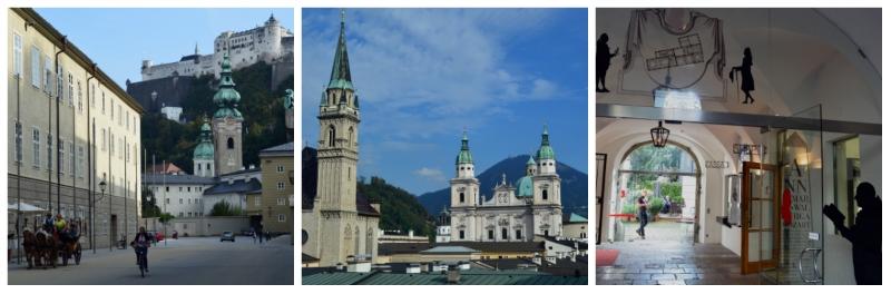 History Rail Tour Third Reich, Impressions Salzburg