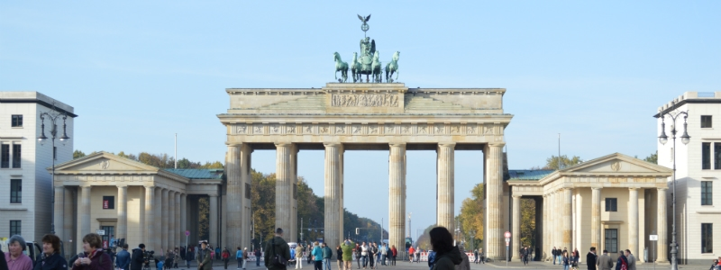 Romantic Fairy Tale Berlin Self-Drive Tour, Brandenburg Gate Berlin Germany to-europe.com