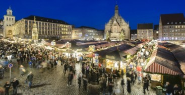Christkindles Market in Nuremberg Germany to-europe.com