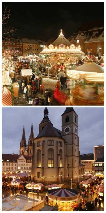 historic christmas markets