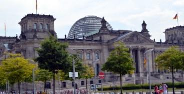 German Parliament Reichstag Berlin to-europe.com