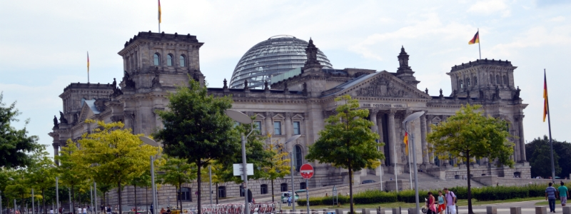 German Fairy Tale Berlin Rail Tour, German Parliament Reichstag Berlin to-europe.com