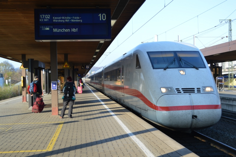 romantic road vacations, Romantic Road by Rail Germany to-europe.com