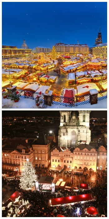 Christmas in Europe