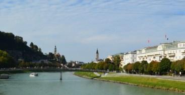 Salzburg Salzach River, Austria, to-europe.com