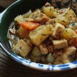 【アカモクレシピ】根菜の育脳アカモクカレー煮