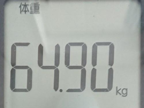 64.90kg TANITA BC-315