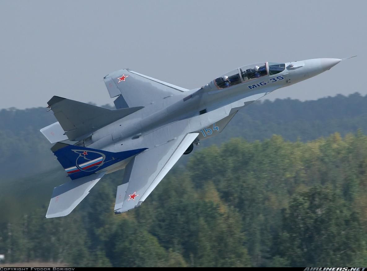 MiG-35 Fulcrum F « MiG Alley Military Aviation News