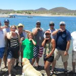 Toadfish sign Divers 2015-07-26 07
