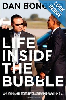 Cover of Life Inside The Bubble by Dan Bongino