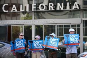 Don't Frack California