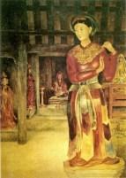 Tượng Chùa Dâu - Bắc Ninh - 1997