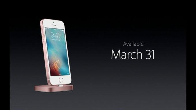 iphonese-release