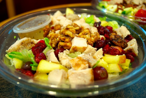 Potbelly Salads Toastable Food Fitness And Tech