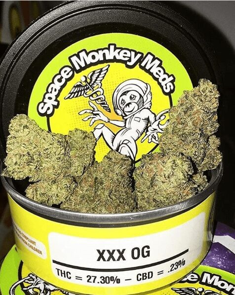 xxx og weed cans