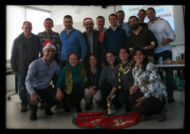 TM Málaga os desea Feliz Navidad!
