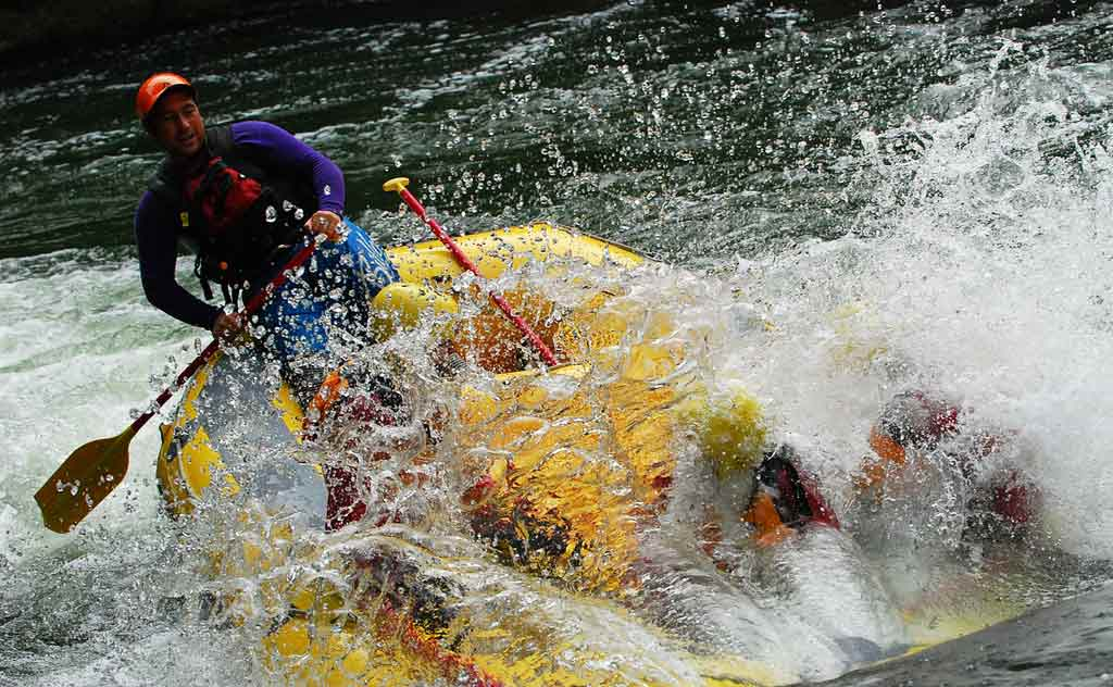 Rafting: Top things to do in Thailand