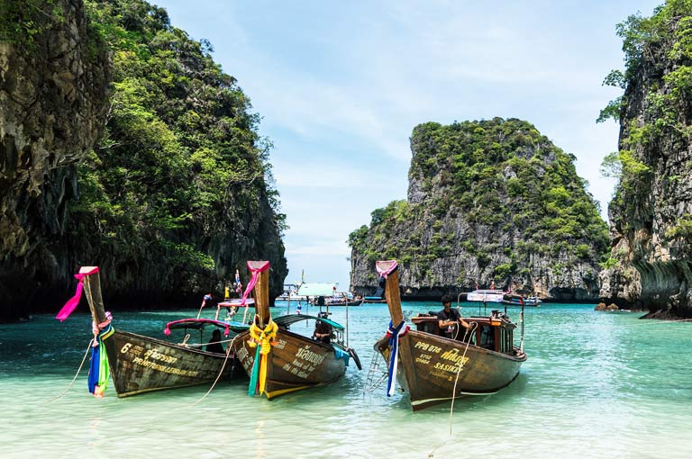 Top 5 Destinations: Thailand travel guide