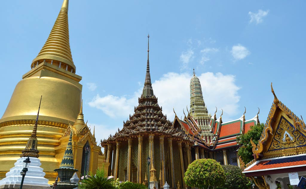Wat Phra Kaew Compound