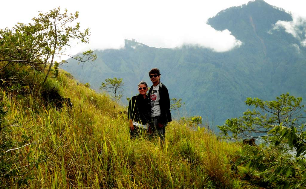 In the mountains of Chiang Mai