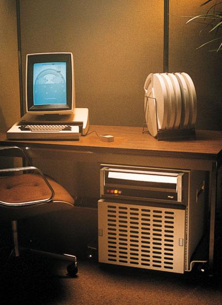 The Xerox Alto
