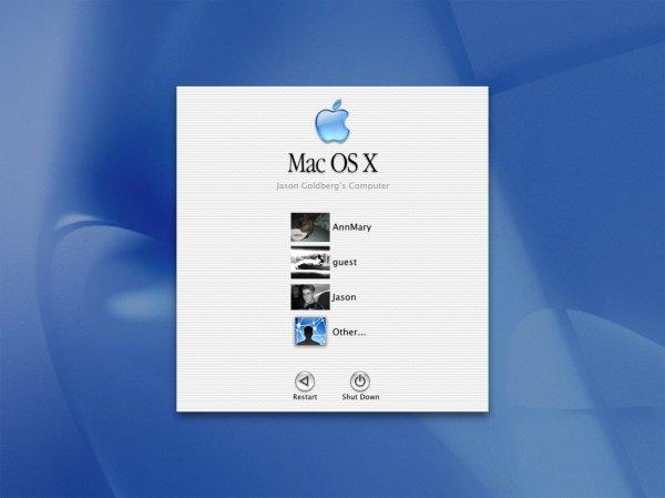 MacOS X Version 101