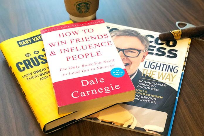 6 Books for Tobacco Entrepreneurs