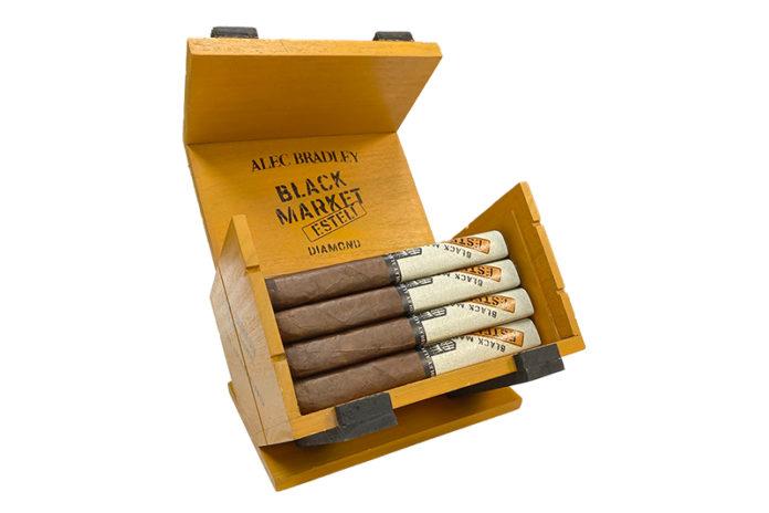 Alec Bradley Cigar Co. Announce Black Market EstelÍ Diamond