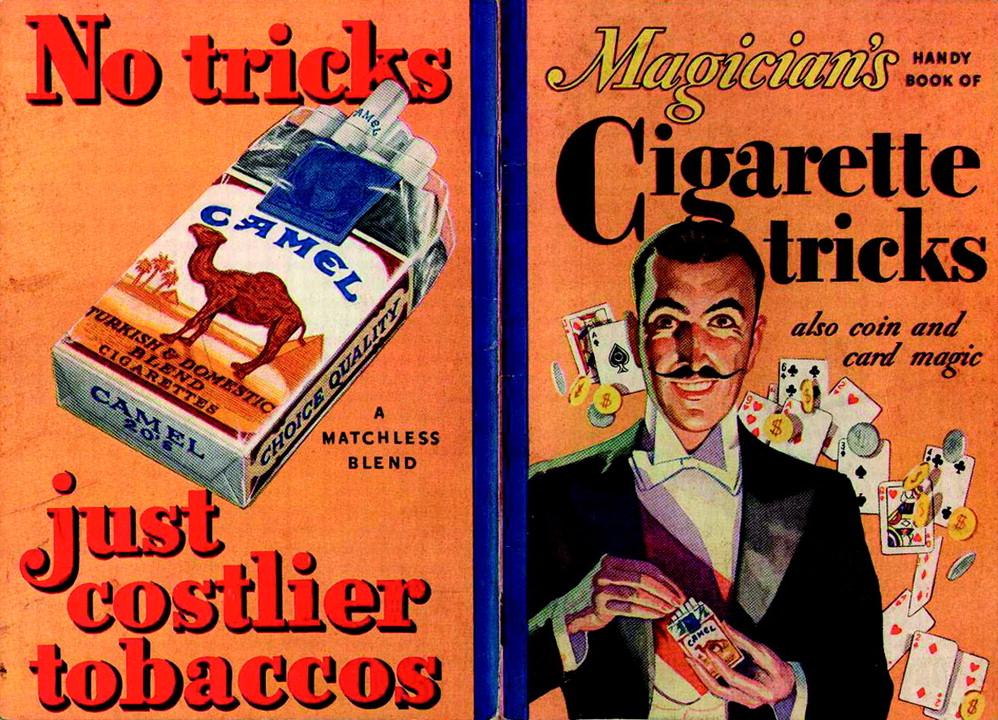Camel Light Cigarettes