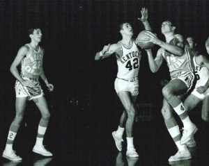 Larry Miller vs Pat Riley