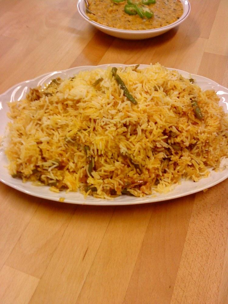 Kochkurs indische und pakistanische Küche (1/6)