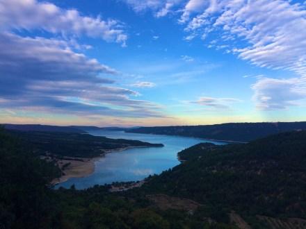 Lac de Sainte-Croix, Gorges du Verdon, France
