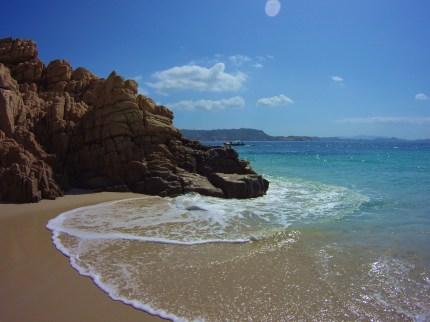 Island in La Maddalena archipelago