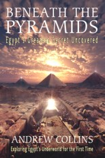 beneath the pyramids