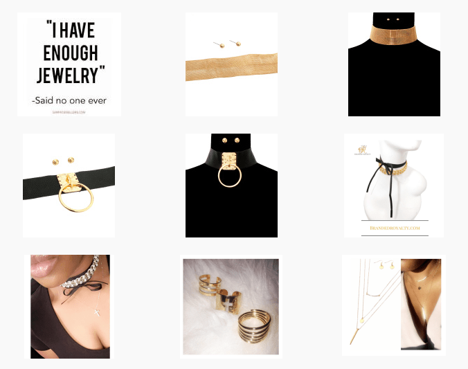 """""""I have enough jewelry."""" – Said No One Ever…"""