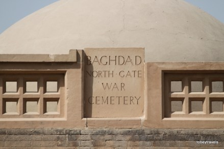 Commonwealth War Cemetery Baghdad
