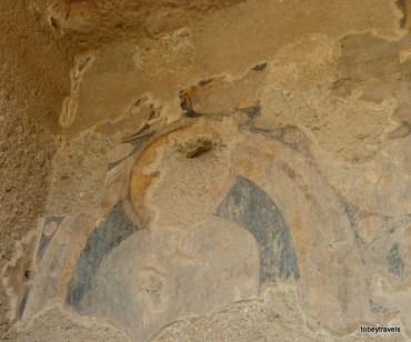 Bamiyan Buddha Fresco