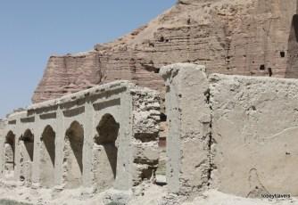 Bamiyan ruined chaikana