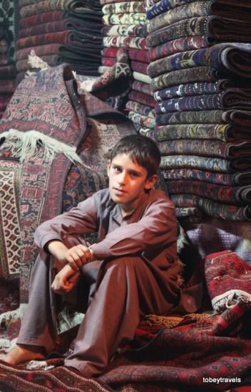 Herat Carpet Bazaar